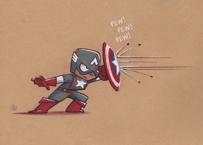 Little-Captain-America-5x7-Print-web